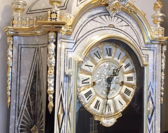 レ オレの時計&コンソールを展示しました♪