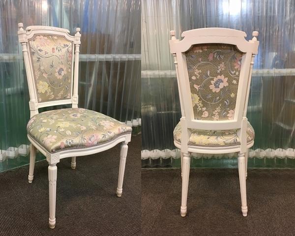 椅子の張替え✧納品事例
